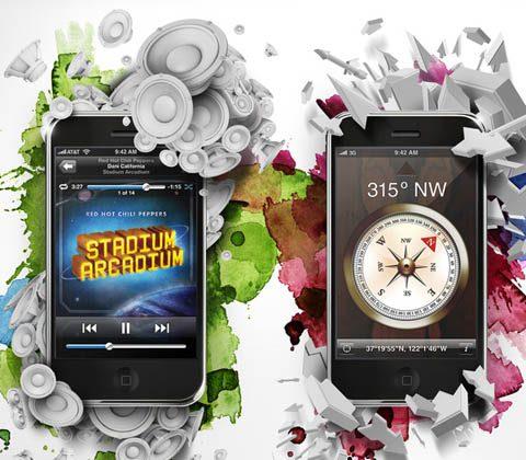 iPhone-app-concepts
