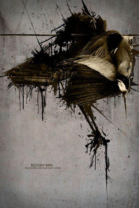 BloOdy bird by Rachides