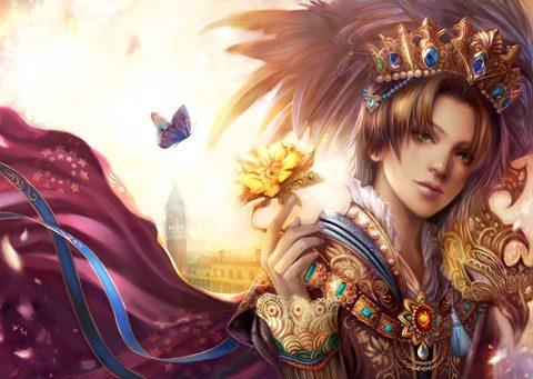 artbook cover by jiuge