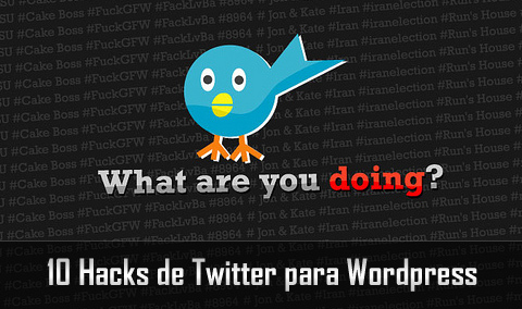 hacks de twitter para wordpress