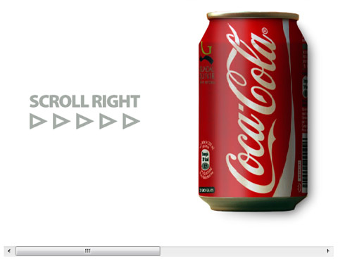 lata de coca cola en css