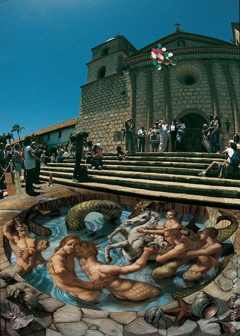 pinturas de Kurt Wenner