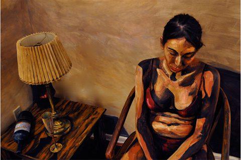 Alexa Meade Pintura acrílica