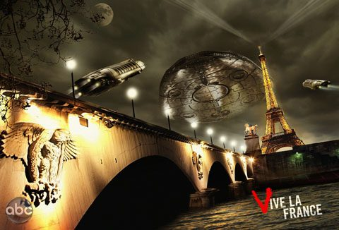 V Invasion Extraterrestre Wallpapers