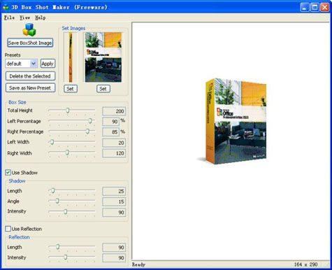 Programa gratuito para crear cajas en 3d for Programa para crear muebles 3d