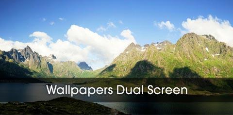 wallpapers dualscreen