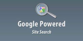 buscador potenciado con google