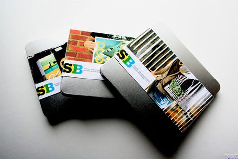 tarjetas personales creativas 2010