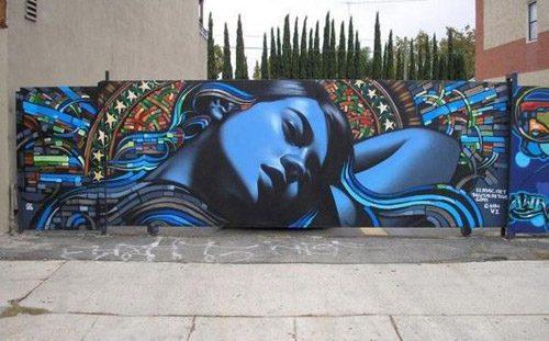 El arte del graffiti taringa for Graffitis y murales callejeros