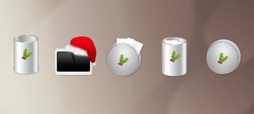 iconos de navidad