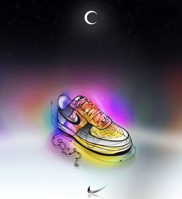 Nike Artwork