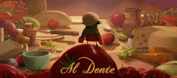 al-dente animación