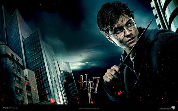 Wallpapers de Harry Potter y las reliquias de la muerte