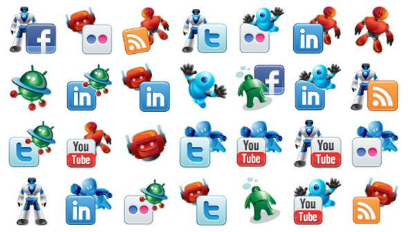 robotic_social_media_icons_full