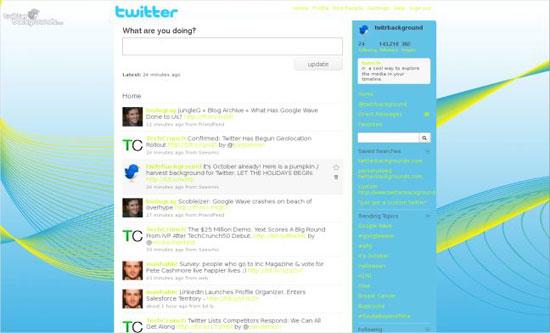 40 fondos para Twitter