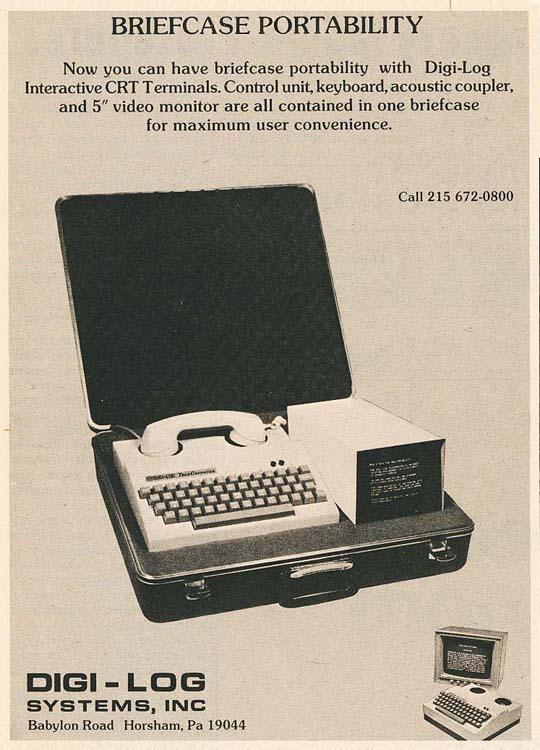 Publicidades retro de computadoras