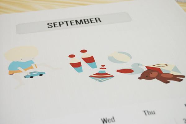 Los calendarios 2011 más creativos