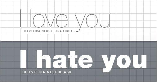 5 Consejos para elegir y usar tipografías