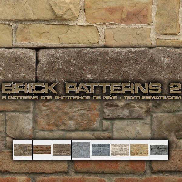 Texturas de muros para photoshop