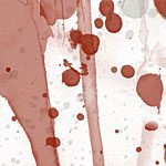 100 brushes de gran calidad -  Blood grunge