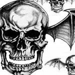 100 brushes de gran calidad -  Deathbat brushes