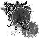 100 brushes de gran calidad -  Vector grunge brushes