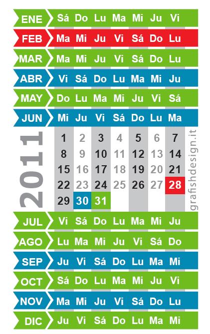 calendario-creativo-2011
