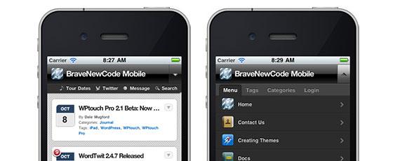 Puerto Pixel - Mobile Friendly WordPress Themes