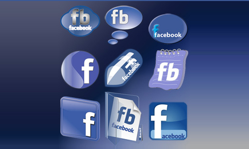 8-facebook-icon-set