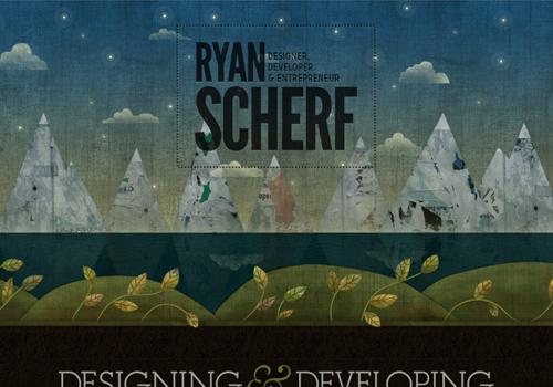 40 diseños web muy creativos - ryan scherf