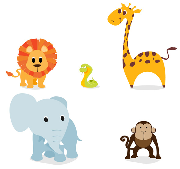animales-vectorizados