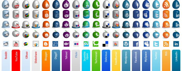 free-social-media-icons-mega-pack