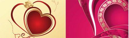 vectores del día de los enamorados free-vector-hearts