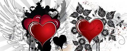 vectores del día de los enamorados love-vectors