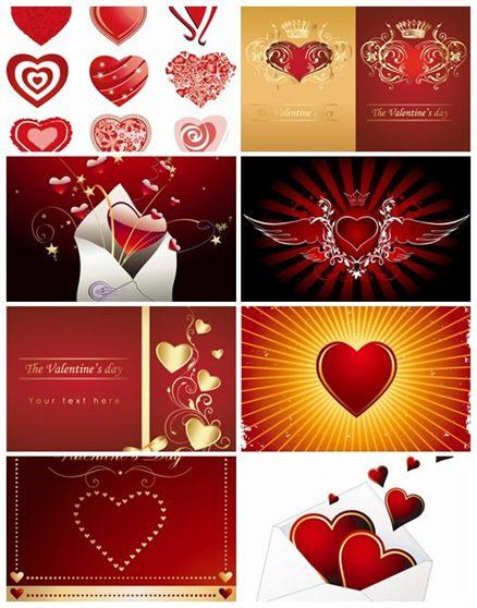 vectores del día de los enamorados love_vectors_mix22