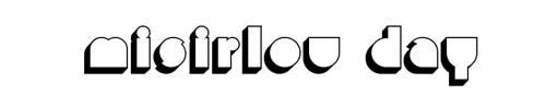 100 tipografias estilo 3d - misirlouday1