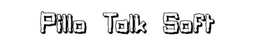 100 tipografias estilo 3d - pillo-talk-soft