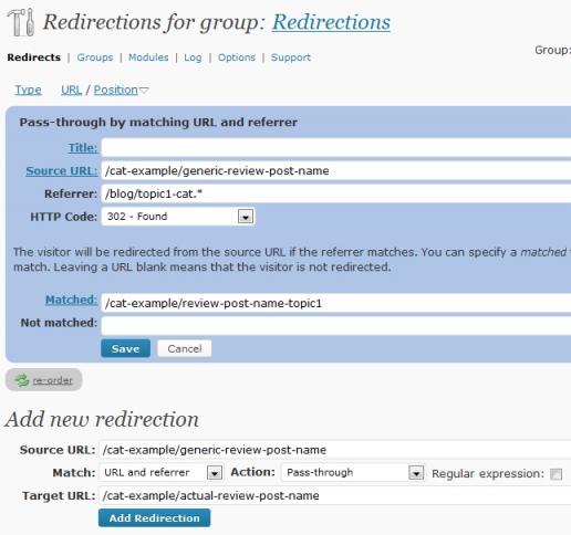 top 20 plugins SEO para wordpress - redirection-plugin