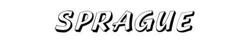 100 tipografias estilo 3d - sprague1