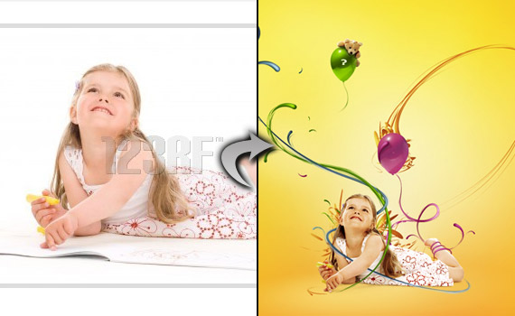 30 tutoriales photoshop -  - super-malleable-photo-effect-montage-photoshop-tutorial