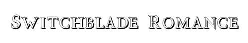 100 tipografias estilo 3d - switchblade-romance