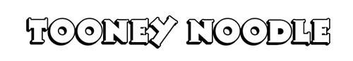 100 tipografias estilo 3d - tooney-noodle