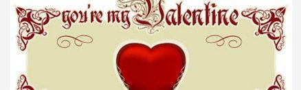 vectores del día de los enamorados valentines-day-card