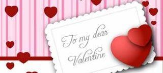 vectores del día de los enamorados valentines-day-letter
