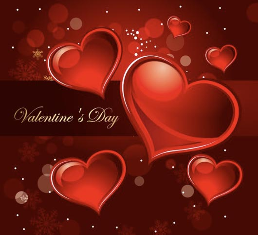 iconos y vectores para san valentin - High Quality Vector Graphics for Valentines Day Compaigns