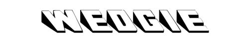 100 tipografias estilo 3d - weogie