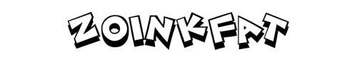 100 tipografias estilo 3d - zonikfat