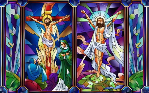 Recursos para Pascua – Brushes, Vectores y más!
