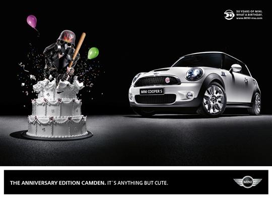 Publicidades creativas de autos