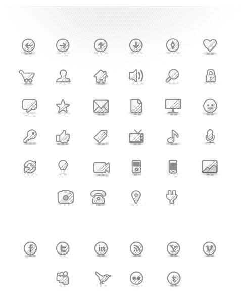 iconos-texturados